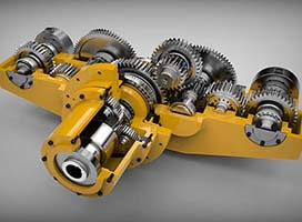 2-Planetary-Gearbox